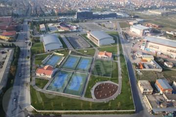 Balıkesir Alparslan Türkeş Spor Kompleksi, balıkesir spor tesisi,