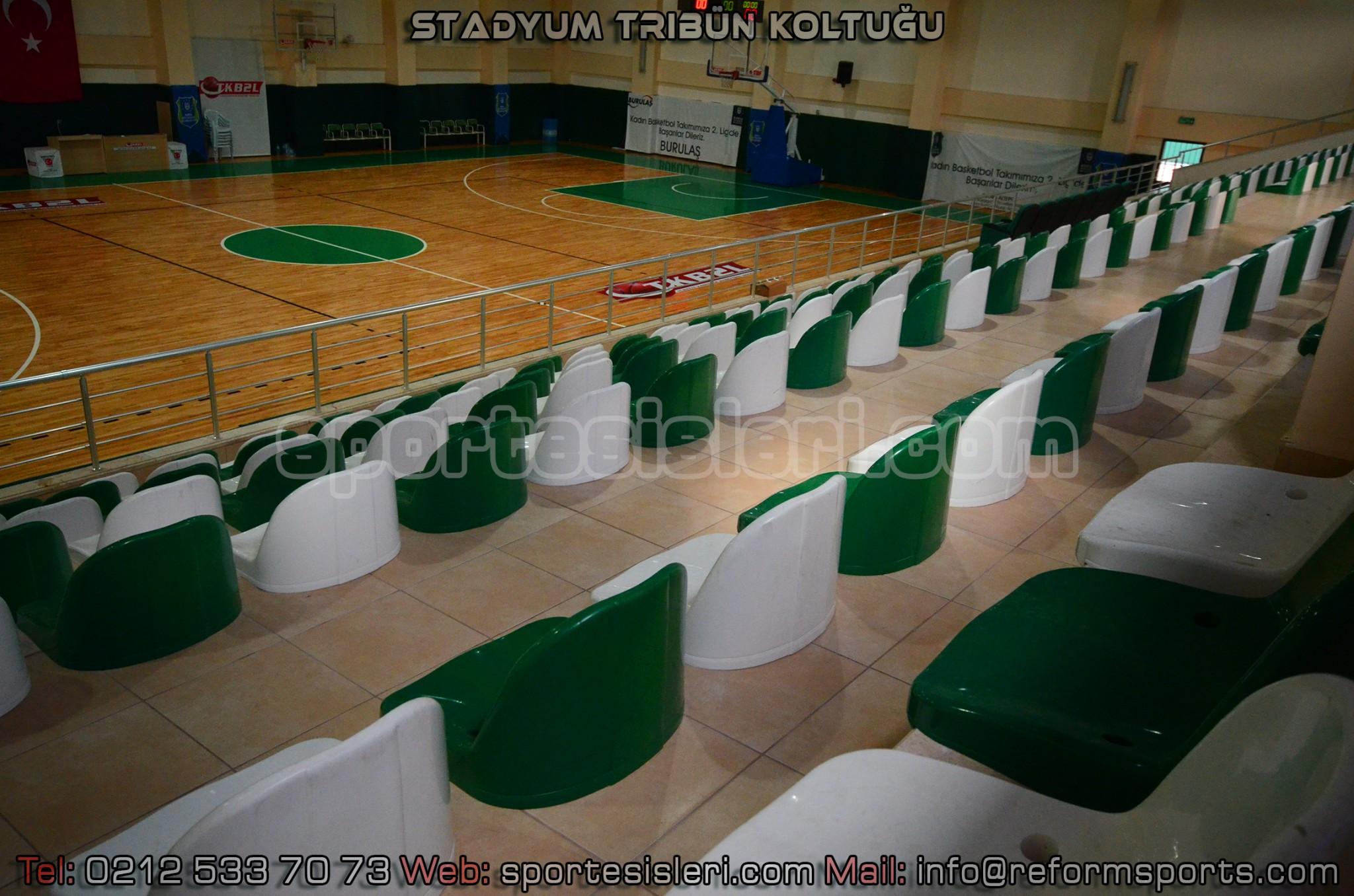 basketbol koltuğu, basketbol sahası koltuğu,