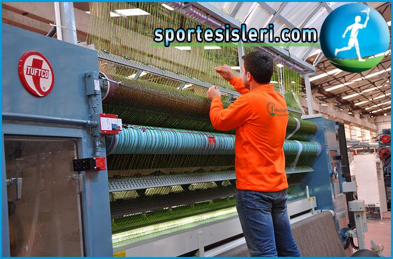 çim halı dokuma, çim halı dokuma fabrikası,
