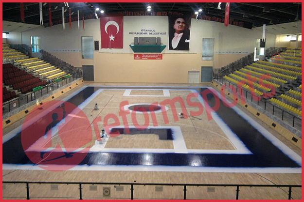 Haldun Alagaş Spor kompleksi, belediye tesisi