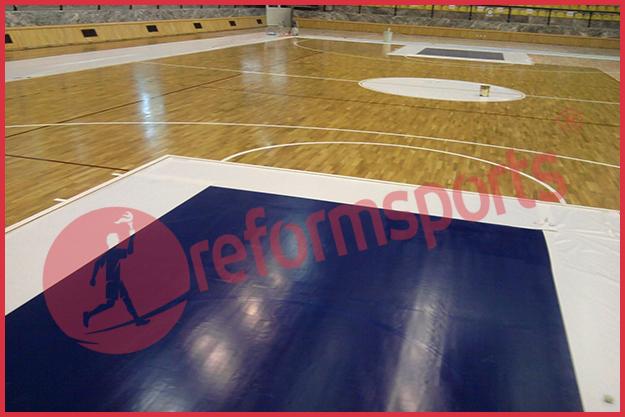 Haldun Alagaş Spor kompleksi, spor tesisi yapımı