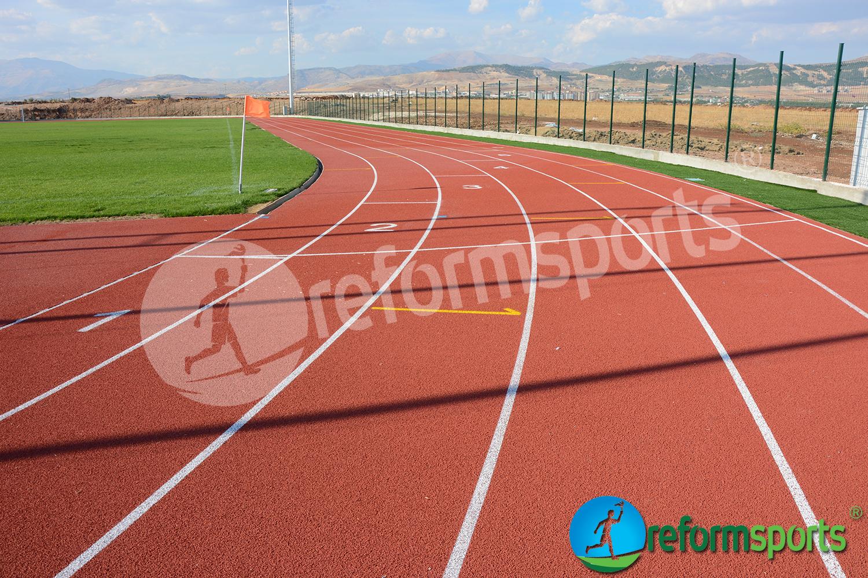 koşu parkuru, koşu yeri, spor tesisi koşu,