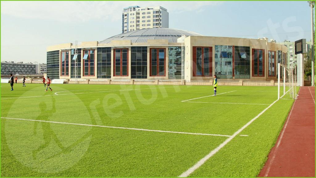 azerbaycan serhadci spor tesisi, azerbaycan idman merkezi,