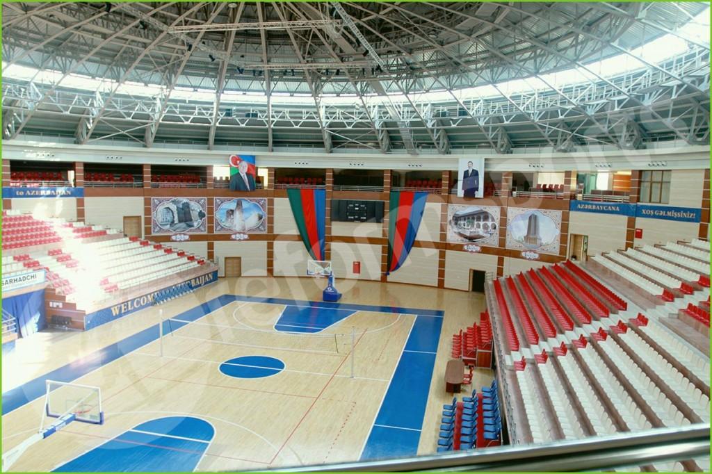 serhedçi basketbol, azerbaycan basketbol, serhedçi idman olimpiya merkezi,