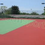 Tartan Zemin Tenis Kortunun Uygulama Örnekleri -3